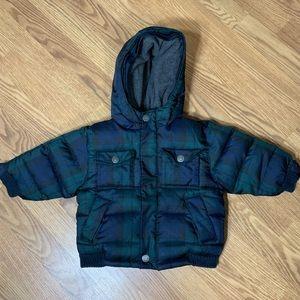 Baby Gap toddler puffer jacket size 12-18 months